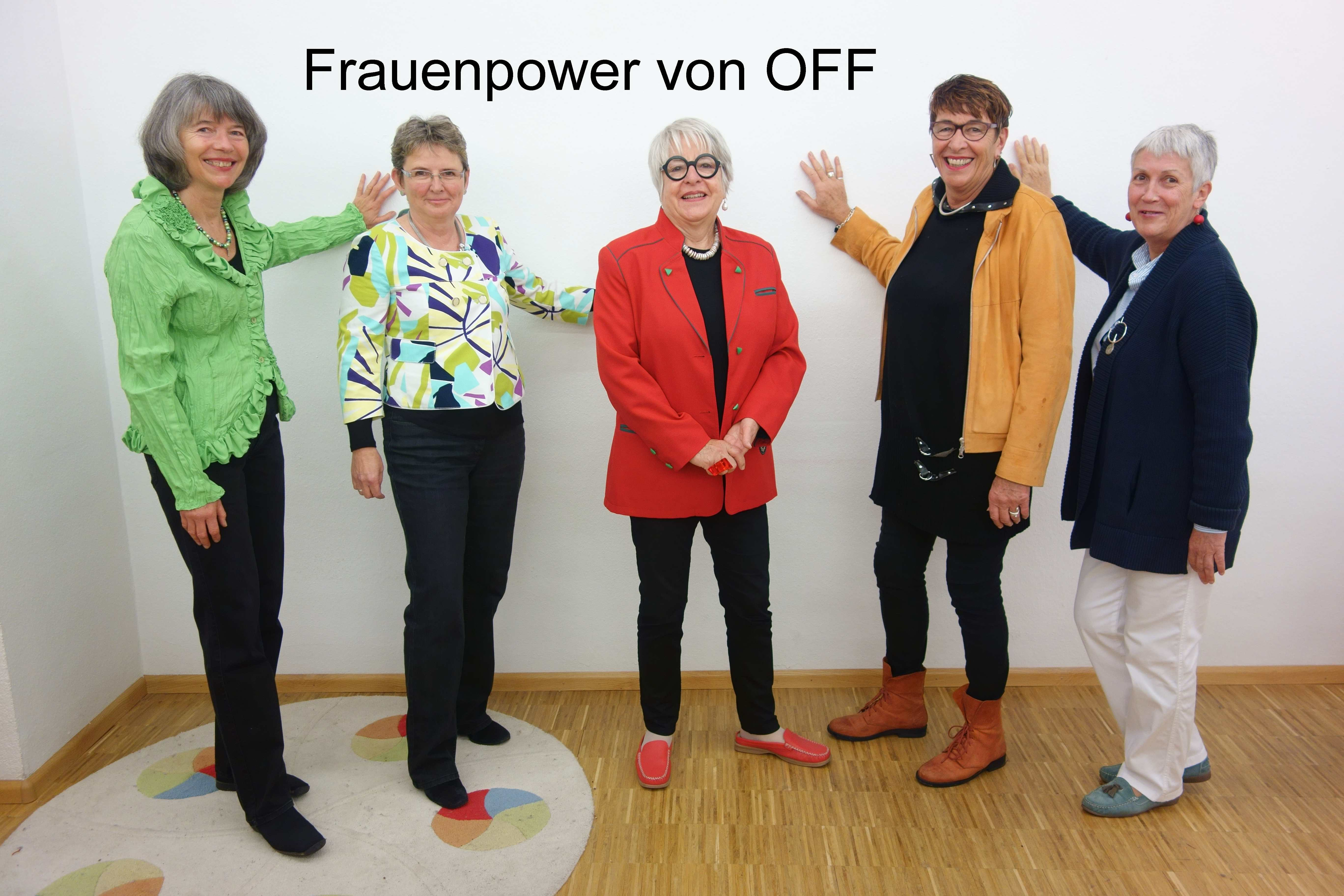 Frauenpower von OFF